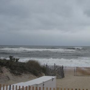 Montauk waves 10/28/12