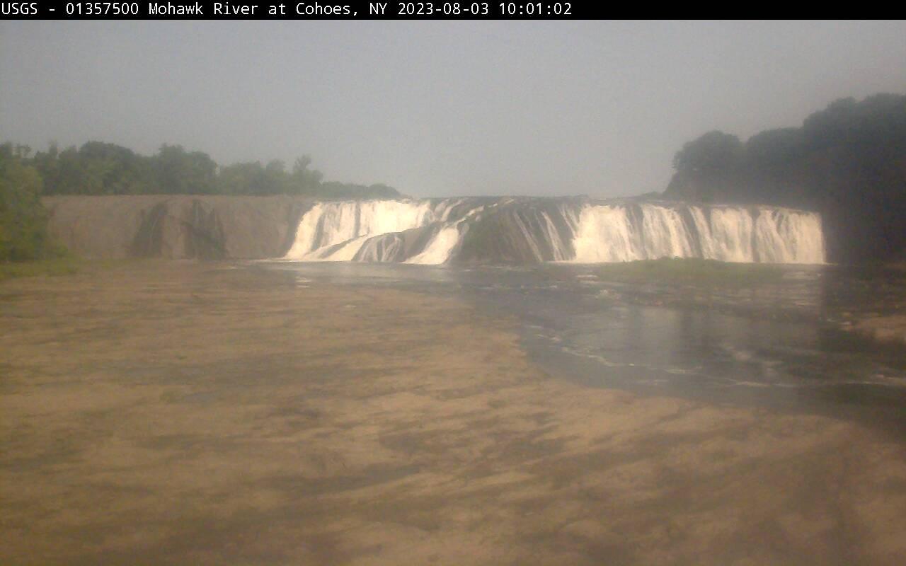 Mohawk River Cohoes Falls